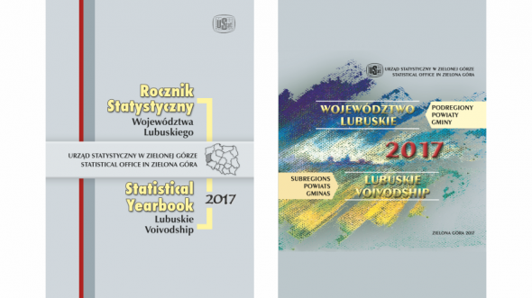 Statistical yearbook of lubuskie voivodship 2017
